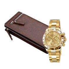 стильные мужские часы в подарок