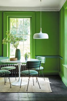 First look at Little Greene's colour-themed National Trust-inspired paint collection