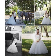 Real bride by La Mariée Budapest bridal #Octavia dress by Pronovias 2015 #Pronovias #wedding #weddinggown #weddingdress #weddingday #esküvőiszalon #esküvő #esküvőiruha #menyasszony #menyasszonyiruha...