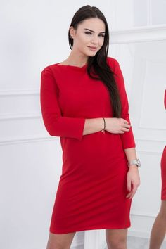 Rochie de zi rosu - 67 Lei -    Compozitie: 90% bumbac ,  10% elastane -   Comanda acum!  #divashopromania #divashop #rochii #rochiidezi  #fashion #fashionista #fashionable #fashionaddict #styleoftheday #styleblogger #stylish #style #instafashion #lifestyle #loveit #summer #americanstyle #ootd #ootdmagazine #outfit #trendy #trends #womensfashion #streetstyle #streetwear #streetfashion #shopping #outfitoftheday #outfitinspiration #ootdshare #trendalert #boutique #haine #ro Blogger Style, Fashion Addict, Outfit Of The Day, Street Wear, Cold Shoulder Dress, High Neck Dress, Street Style, Boutique, Stylish