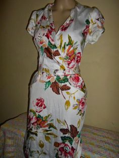 Brecho Online - Belas Roupas: Vestido Sofina