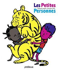 Les petites personnes de Catherine Leblanc, album illustré par Gwendal Le Bec, P'tit Glénat