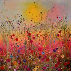 Yvonne Coomber | Devon Artist | The Brownston Gallery