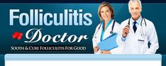 Cure folliculitis right now at home without expensive specialists, drugs or creams. Information on common folliculitis treatments too. Wellness Wheel, Ingrown Hair Remedies, Fresh Face, Header, Drugs, The Cure, Craft, Fitness, Artesanato