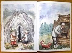 Jekaterа Ljubimovа: Dobrodružstvá Nikity a jeho priateľov (predná predsádka, ilustrácie Mária Ždan)
