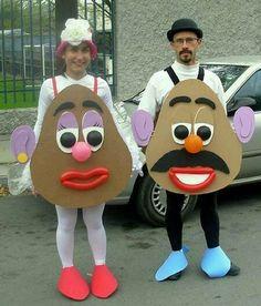 Unique Halloween Couple Costumes