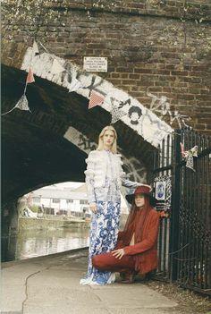 LET'S GET LOST Ilove Fake Mag Photographer: Kim Jakobsen To Styling: KIm Howells  Models: Lewis @ Select, Alice @ Elite