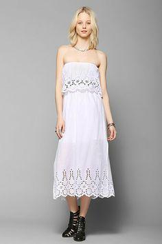 Little White Lies Jamie Strapless Dress