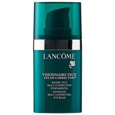 Lancome Visionnaire Eye Cream Advanced Multi-Correcting Eye Balm for Spring 2017