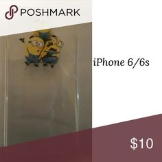 Minion iPhone 6/6s phone case Brand new! Accessories Phone Cases