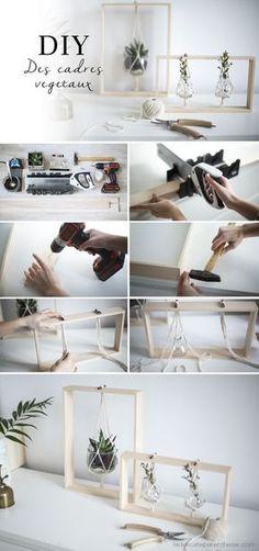 [ DIY ] Des cadres végétaux pour sublimer votre décoration