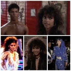 "Photo: The Many Outfits of Denise ""Vanity"" Matthews as Laura Charles in The Last Dragon 