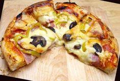 Συνταγές : Πίτσα με ζύμη κουρού
