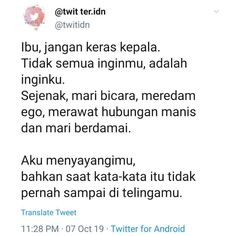 Tumblr Quotes, Text Quotes, Mom Quotes, Words Quotes, Broken Home Quotes, Broken Family Quotes, Reminder Quotes, Self Reminder, Sabar Quotes