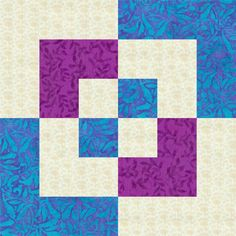 Use Color and Contrast to Sew a Unique Bento Box Quilt: What's a Bento Box Quilt?