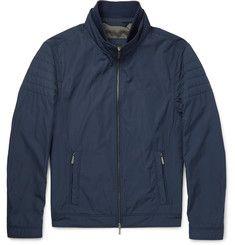Hugo Boss - Cuinn Slim-Fit Cotton-Blend Shell Jacket