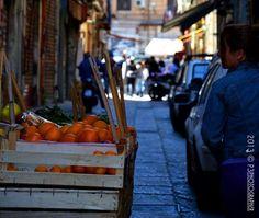 Dal supermercato al mercato: la Vucciria