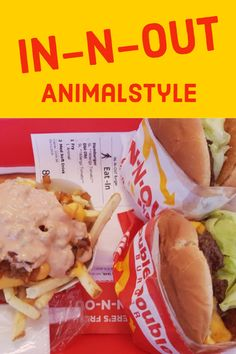 In And Out Burger, Travel Usa, Travel Tips, Los Angeles Travel, Los Angeles Restaurants, In & Out, Reisen In Europa, Europe Destinations, Beautiful Places In The World