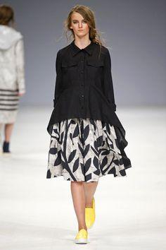 Larisa Lobanova, Look #20