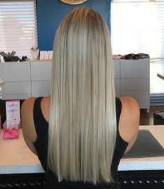 #balayage blonde hair color | Krazy for Hair