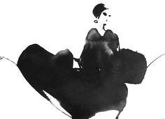 21 x 14 cm ink on paper Canson Sylvia Baldeva®