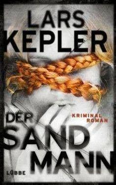 TVSC's kleine Welt: Rezension: Der Sandmann von Lars Kepler