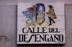 Calle del Desengaño ( Madrid )