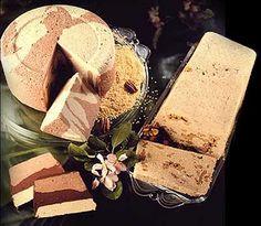 Sesame or tahini halva recipe - How to make sesame or tahini halva (use Sweet Freedom or agave nectar for low GI treat)