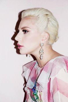 Lady Gaga for V Magazine 2016