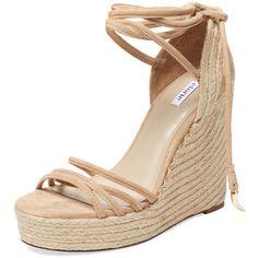 6735ff25e071ed Elorie Elorie Women s Dillon Espadrille Wedge - Cream Tan - Size 10 ( 159)