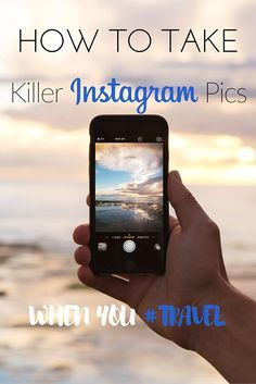 Going on a trip soon? Want to snap killer #Instagram pics? Here are some tips…