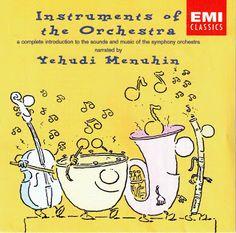 Libro de instrumentos para descargar http://enanosaltarin.blogspot.com.es/2014/10/instruments-of-orchestra.html