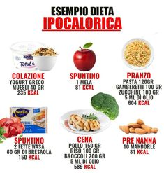 L'immagine può contenere: testo - #contenere #L39immagine #può #testo Healthy Tips, Healthy Eating, Healthy Recipes, Food Porn, No Calorie Foods, Light Recipes, Diet And Nutrition, Vegan Desserts, Fett