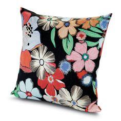 Discover the Missoni Home Paraiba Cushion - 156 - 60x60cm at Amara