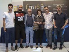 """7/06/16 Mesa redonda sobre poesía organizada por ABC """"Poesía para vivir"""" Foto © Jorge Aparicio/ FLM16"""