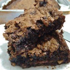Cozinha de Diva: Brownie Fit de Batata Doce (sem glúten)