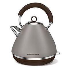 Morphy Richards 102102 Accents Special Edition Kettle - Pebble