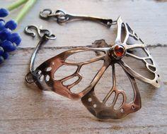 butterfly bracelet artigiano monarch in by ArtigianoJewelBox