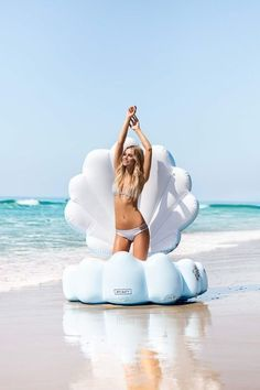 Intex Relax-A-Mat Inflatable Pool Float 15 Mermaid Pool Floats That Will Speak to Your Ocean-Loving Soul – Inflatable Pool Float – Ideas of Inflatable Pool Float – – 15 Mermaid Pool Floats That Will Speak to Your Ocean-Loving Soul Funny Pool Floats, Giant Pool Floats, Dog Pool Floats, Mermaid Pool Float, Mermaid Beach, Inflatable Pool Toys, Stock Tank Pool, Pool Accessories, Summer Pool