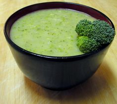 Sorelle Grapevine: Cream of Broccoli