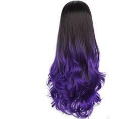 Women Fashion High Quality Synthetic Wig Heat Cosplay Par…