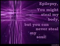 One of my pics made it to Pinterest! Epilepsy awareness!