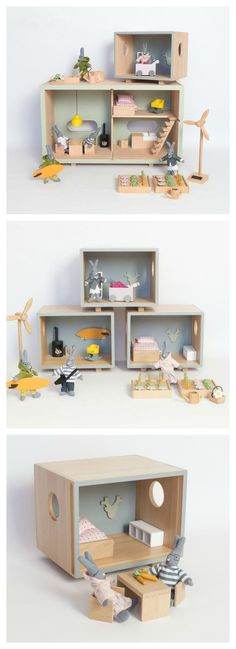 Ecological Wooden Toys
