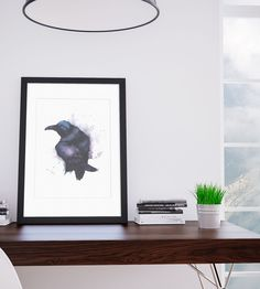 Hrefna | Hrefna - Aquarelle originals and prints