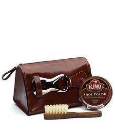 Travel Shoe Care Kit | Brooks Brothers