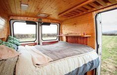 Camper Van Interior Bristol Thelma Quirky Campers                                                                                                                                                                                 More