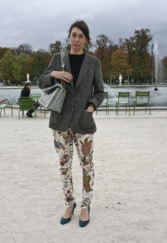 Balenciaga Pants, Paris | Street Fashion | Street Peeper | Global Street Fashion and Street Style