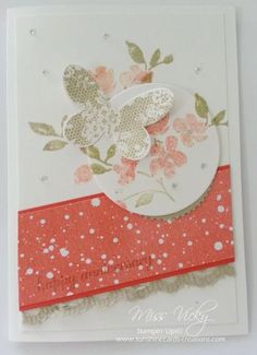 Happy Anniversary by Miss Vicky - Cards and Paper Crafts at Splitcoaststampers