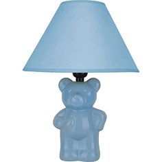 ORE International Ceramic Teddy Bear Lamp  $28 Walmart
