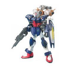 Gundam Seed MSV HIGH GRADE : GAT-01A1 105 Dagger   Gunbarrel